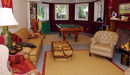The Otey Game Room
